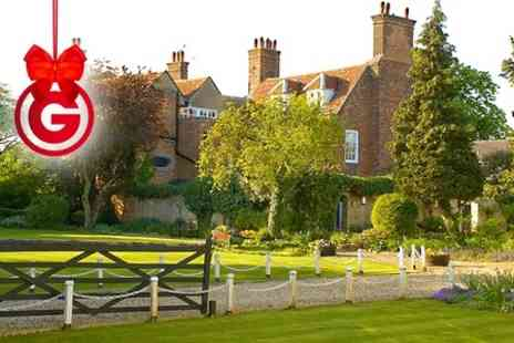 The Crown House Hotel - One Night Stay For Two With Breakfast and Afternoon Tea  - Save 47%