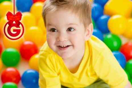 The Venue - Soft Play Area Entry Plus Food  - Save 50%