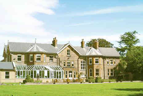 Burn Hall Hotel - One night Charming Yorkshire Stay with Afternoon Tea - Save 52%