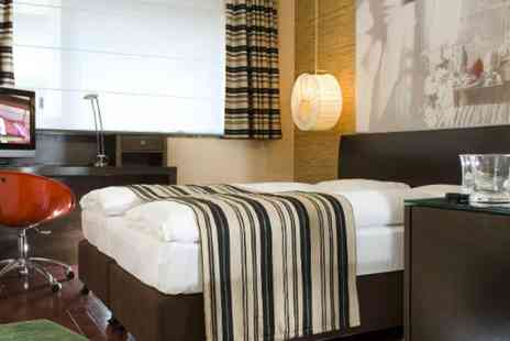 Soho Boutique Hotel - Three night city trip  with breakfast and more - Save 41%