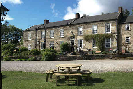 White Horse Farm Inn - One night B&B stay for two with breakfast - Save 39%
