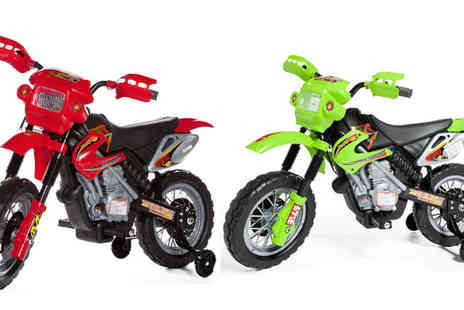 M K Warehousing - Childrens Electric Motorcycle - Save 81%