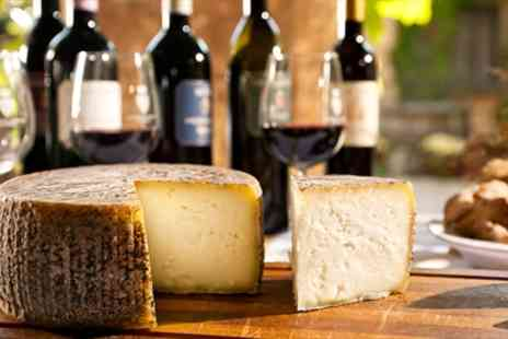 Dionysius Shop - Wine Tasting & Cheese Pairing Course for Two - Save 67%