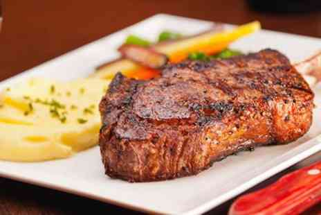 The Eagle Tavern - Award Winning Steak Dinner & Bubbly for Two - Save 50%