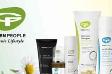 Green People - £30 Worth of Organic Products - Save 60%