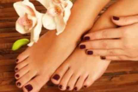 Vogue - Shellac nails & toes - Save 81%