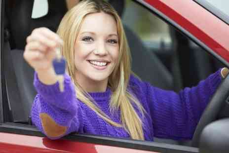 Driving Centre  - Four Hours Driving Tuition - Save 80%