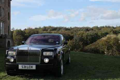 S1 Luxury Car Hire -  Passenger Ride  or Driving Session - Save 0%