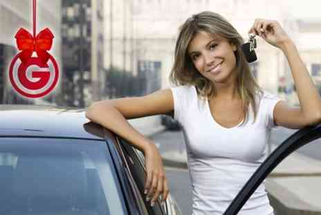 Project Drive - One Hour Driving Lessons  - Save 75%