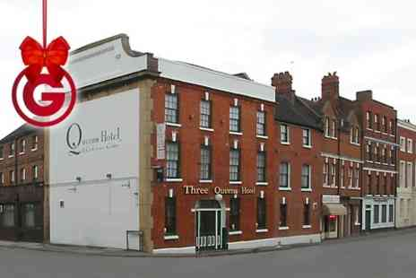 The Queens Hotel - One Night stay With Breakfast, Dinner and Brewery Tour - Save 18%