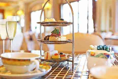 Hilton Hotel - Champagne Afternoon Tea With Spa Access for Two - Save 55%