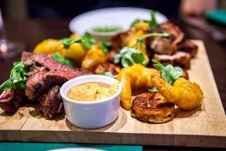 The Dining Room - Six Course Meal For Two  - Save 58%