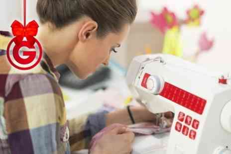 Junk Shop - Sewing or Dressmaking Courses - Save 52%