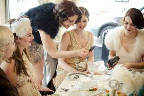 Betty Blythe Vintage Tea Room - Afternoon Tea For Two - Save 45%