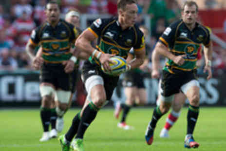 Northampton Saints - Tickets to Northampton Saints v Treviso in the European Challenge Cup - Save 40%