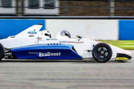 SWB Motorsport  - Unforgettable Two Seater Formula Typhoon Turbo Driving Experience - Save 22%