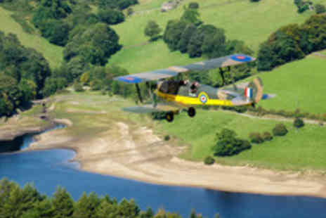 Blue Eye Aviation - Historic World War Two Aircraft Flight for One - Save 54%