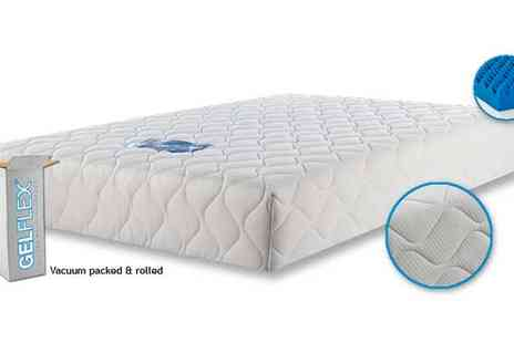 Trusleep.com - Trusleep Ortho DreamGel Mattress - Save 75%