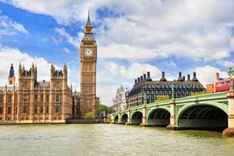 Golden Tours - Sightseeing Bus Tour of London - Save 50%