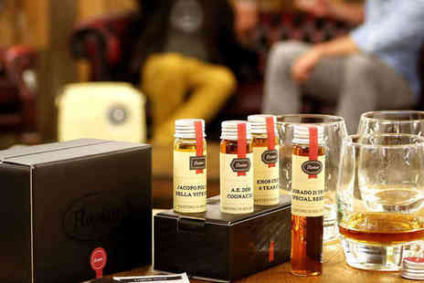 Flaviar - Rum Tasting Pack of Five and Seven Day Email Course - Save 57%