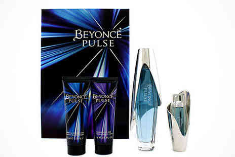 So Crazy Right Now - Beyonce Pulse Gift Set - Save 47%