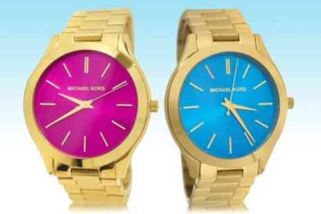 Photo Direct - Michael Kors Watches  - Save 28%
