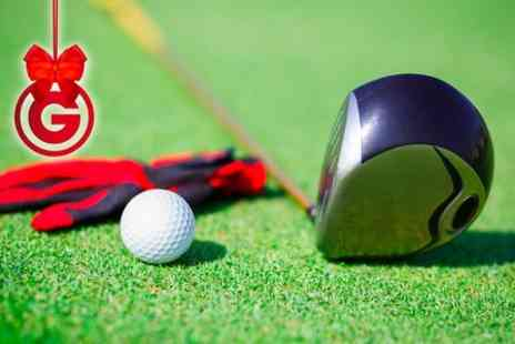 Affordable Golf - Golf Individual Indoor PGA Lessons  - Save 70%