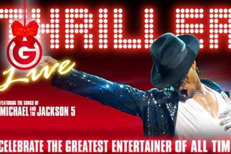 The Lyric Theatre - One Ticket to Thriller Live  - Save 40%