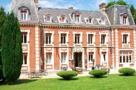 Chateau Corneille - Two nights in the Normandy countryside  with half board included - Save 55%