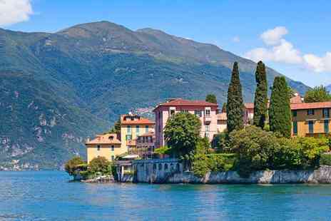 Major Travel - Two night Lake Como break including flights and breakfast - Save 25%