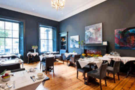 No 11 Brunswick  - Overnight stay Edinburgh Escape with Dining and Suite Option - Save 56%