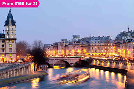 LEdmond Hotel - The Romance of the Paris Lights - Save 0%