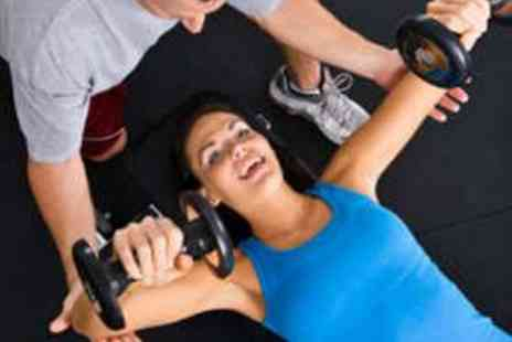 GH Fitness Bristol - Four 60 Minute Personal Training Sessions - Save 82%