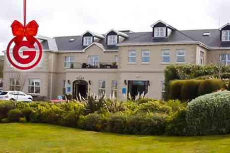 Ballyliffin Lodge - Two Nights stay For Two - Save 19%
