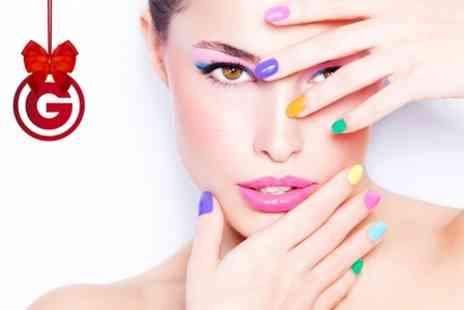 Polished - Shellac Manicure or Pedicure - Save 0%