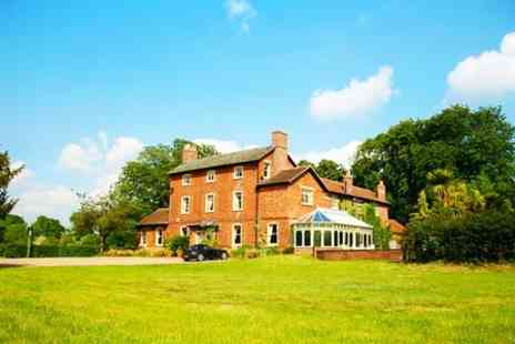 The Manners Arms Country House Hotel - One Night Stay For Two With Breakfast  - Save 0%