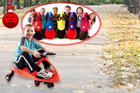 Simac Marketing - Magic self propelled ride on Didicar in a choice of Six colours - Save 0%