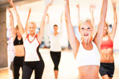 Patricia Rosas Zumba - Ten Zumba Classes - Save 63%