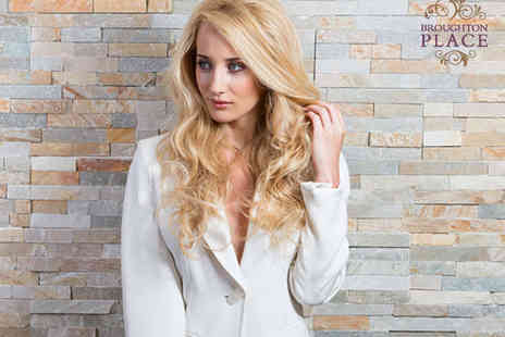 Broughton Place Hair & Beauty - Haircut and Blow Dry with Conditioning Treatment  - Save 58%