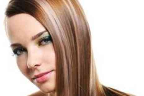 Lisa Hair Studio - Cut, blow dry and style with a head massage and conditioning treatment - Save 73%
