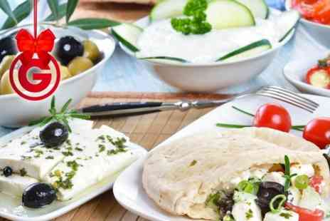 An-Athene Greek Meze Restaurant - Six Mezes For Two - Save 61%