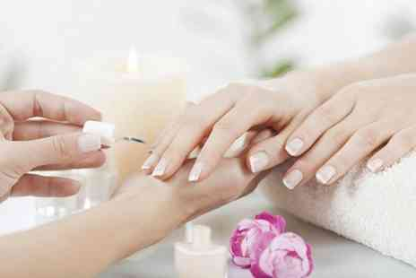 Amazing Grace - Gelish Nails  - Save 50%