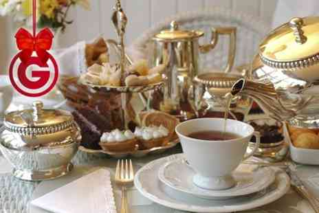 The Dubrovnik Hotel - Champagne Afternoon Tea For Two - Save 63%