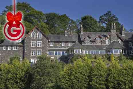 Craig Manor Hotel - Two Nights stay For Two With Dinner  - Save 48%