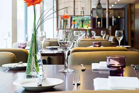 Apex Haymarket Hotel - Two Course Meal With Prosecco For Two - Save 51%