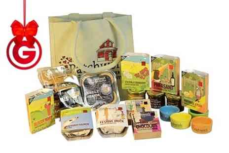 Patchwork Pate - Christmas Hamper and Pate Tasting Tour - Save 58%