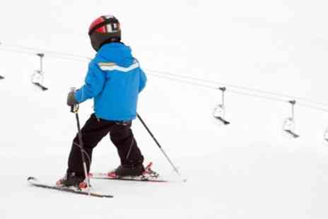 Silksworth Sports Centre - One Hour Skiing or Snowboarding Class  - Save 0%