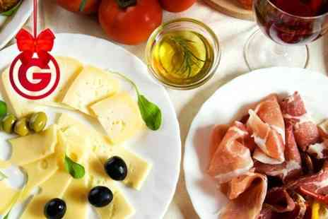 Elysium -  Wine Tasting With Antipasti and Mulled Wine For Two - Save 75%