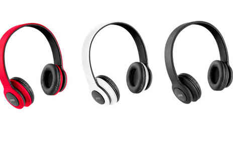 Pik-A-Pak - HMDX XS14 JAM 10m Wireless Headphones - Save 31%