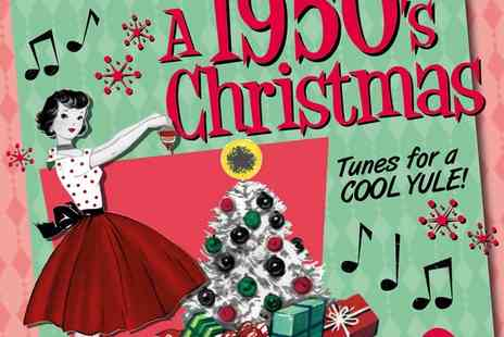 Memory Lane Media - A 1950s Christmas Musical tracks CD - Save 33%